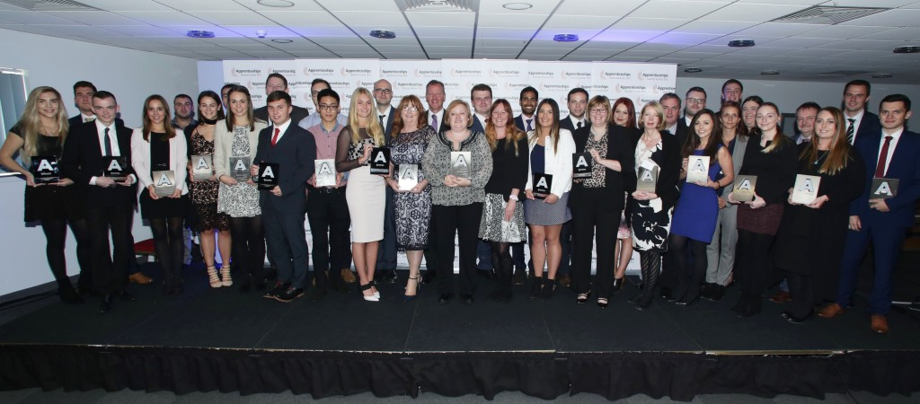 North West Regional Apprenticeship Awards 2016 All Apprentices and Employers Winner and Highly Commended;